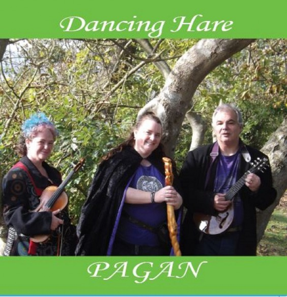gallery/dancing hare pagan album cover
